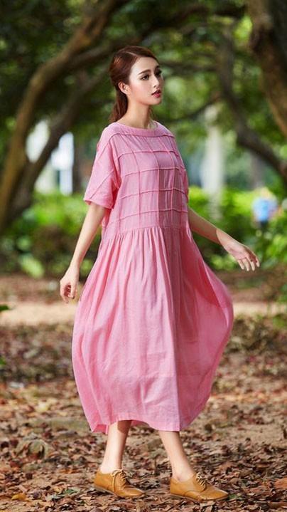 стильное платье на каждый день:оверсайз фото