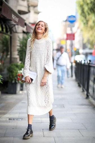 стильное платье на каждый день: Трикотажные фото