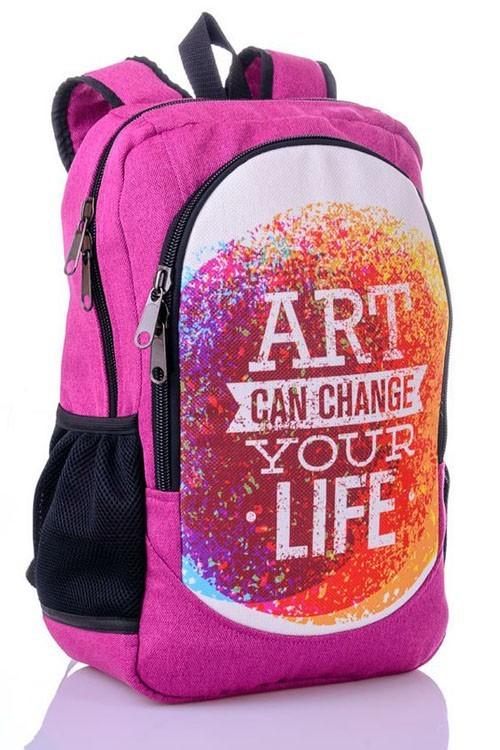 Модные тканевые рюкзаки 2018-2019 фото
