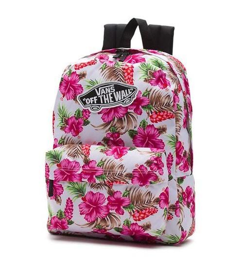 рюкзаки сцветочным принтом