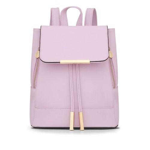 Модные кожаные рюкзаки 2018-2019