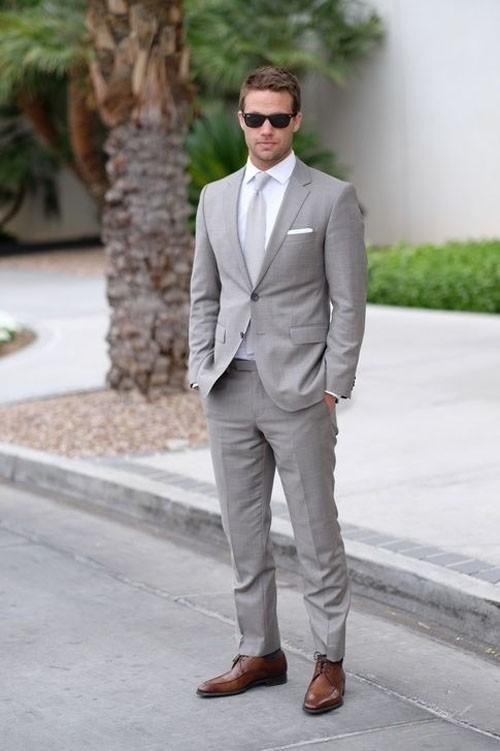 красивый классический костюм на выпускной для парня 2018 фото