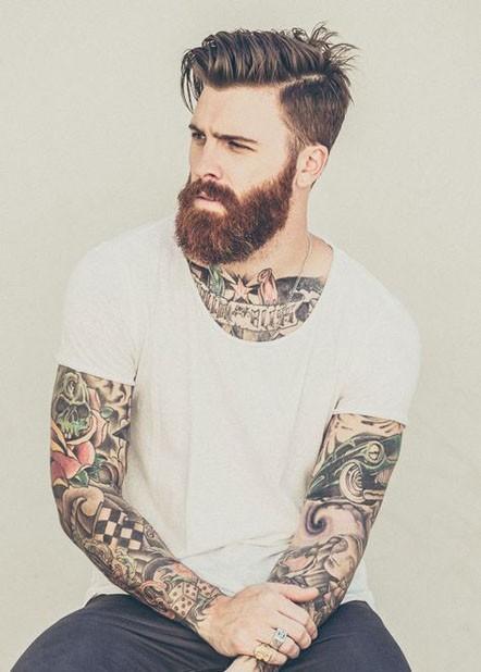 бороды фото