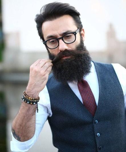 Модная русская борода 2018-2019 фото