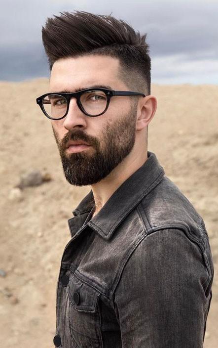Как подобрать модную стрижку для бороды