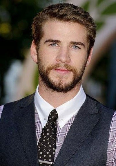 мужская борода фото