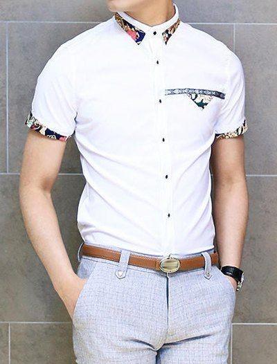 Модные мужские рубашки 2018 2019 фото