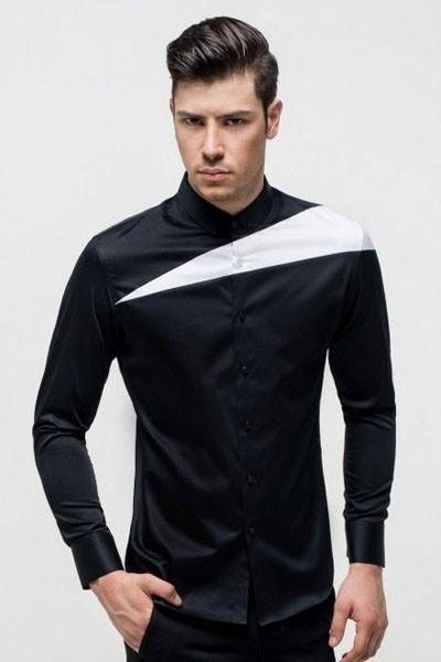 модные мужские рубашки 2018 фото