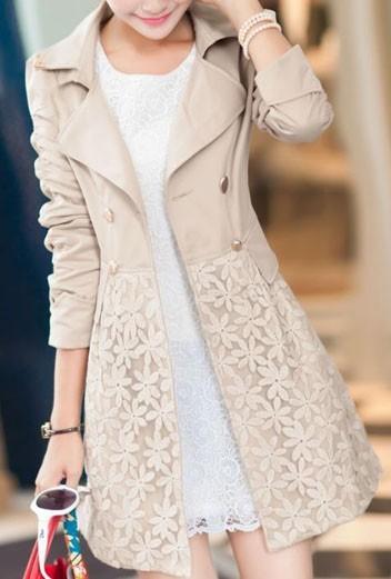 стильные образы на каждый день 2018-2019: пальто