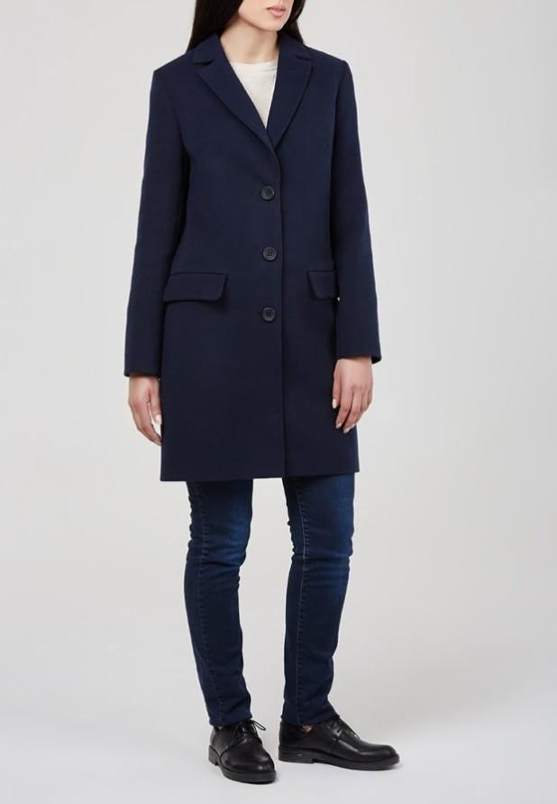 стильные образы на каждый день 2018-2019: с пальто