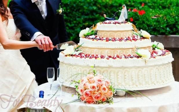 Свадебный торт 2018 2019