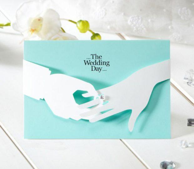 свадебная мода 2019 2020: приглашения