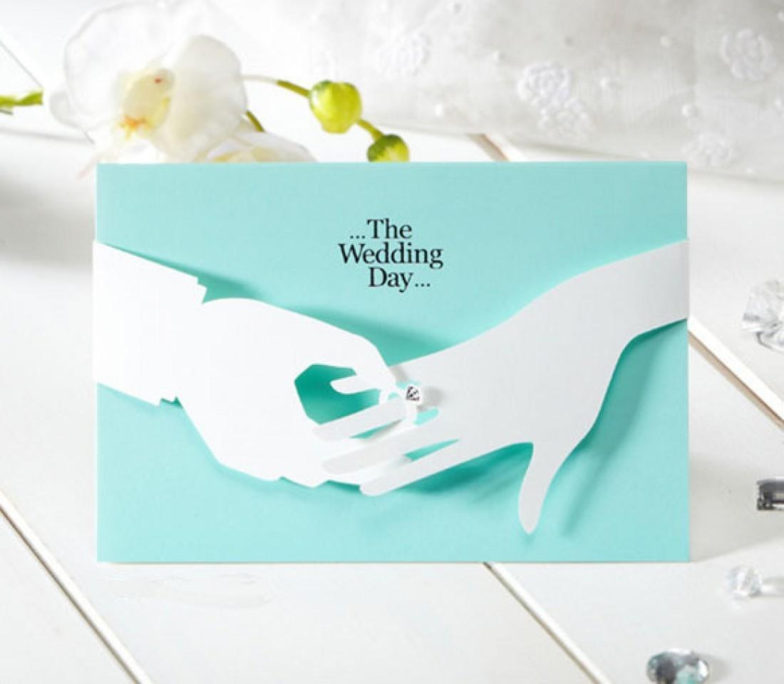 свадебная мода 2018 2019: приглашения