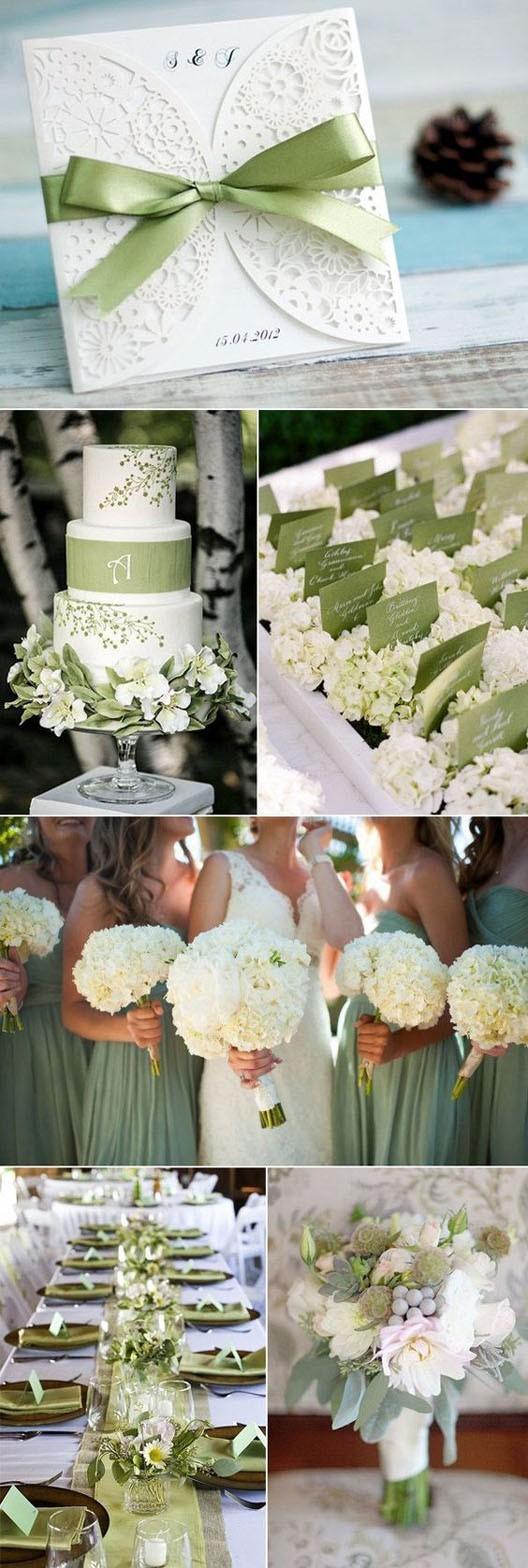 свадьба мода 2018 2019: цветовая палитра лайм