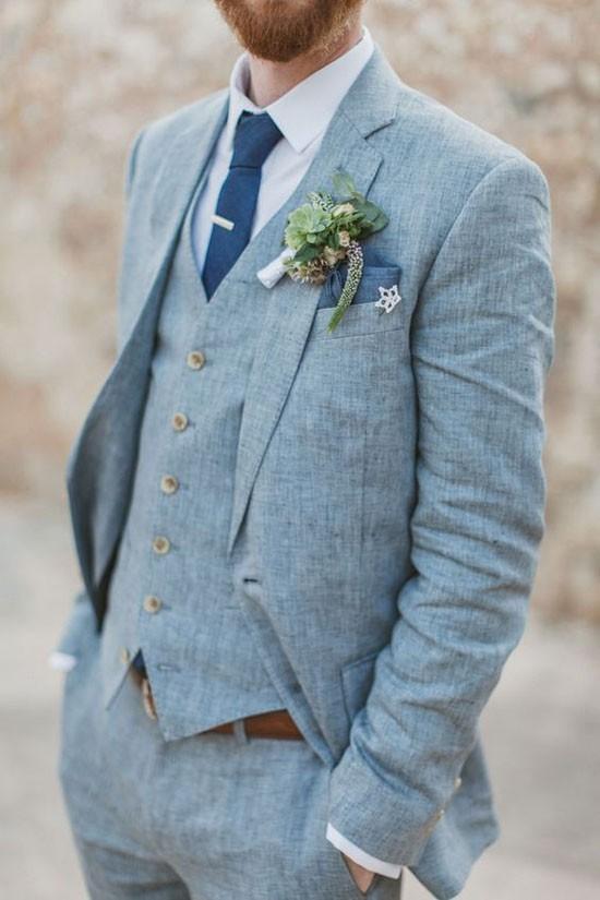свадебный мужской костюм фото