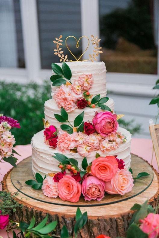 Свадебный торт фото