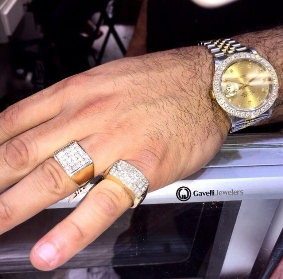 Как носить перстень мужчине на мизинце фото