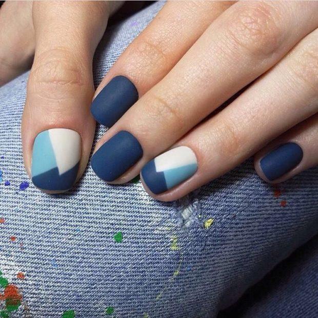 маникюр шеллак: Аэрография на ногтях
