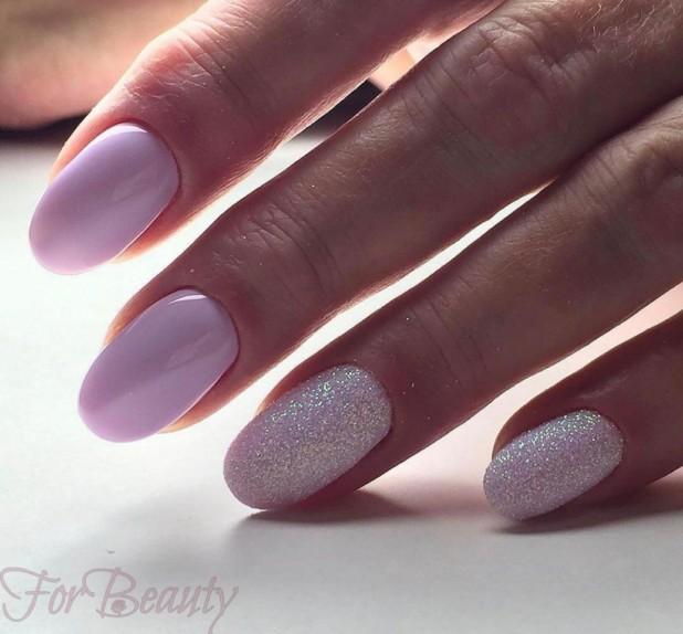 Модный маникюр на короткие ногти осень зима 2018 2019