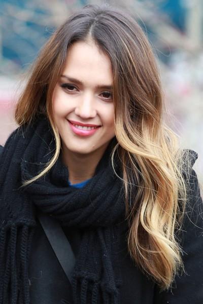 Модный цвет мелирования волос