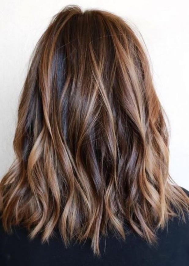 Мелирование волос 2018-2019