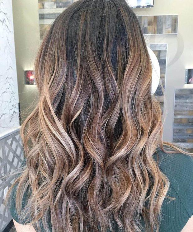 Мелирование волос 2021