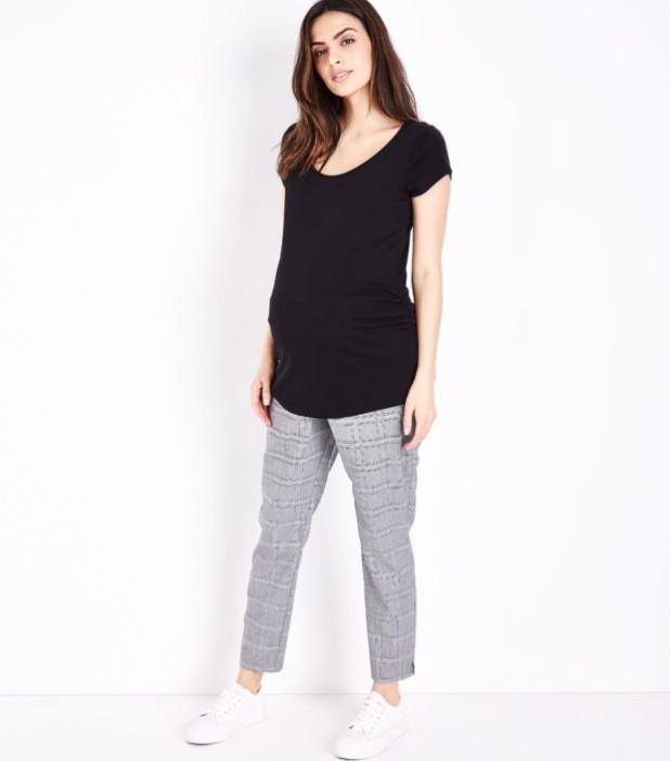 мода для беременных: Деловая одежда