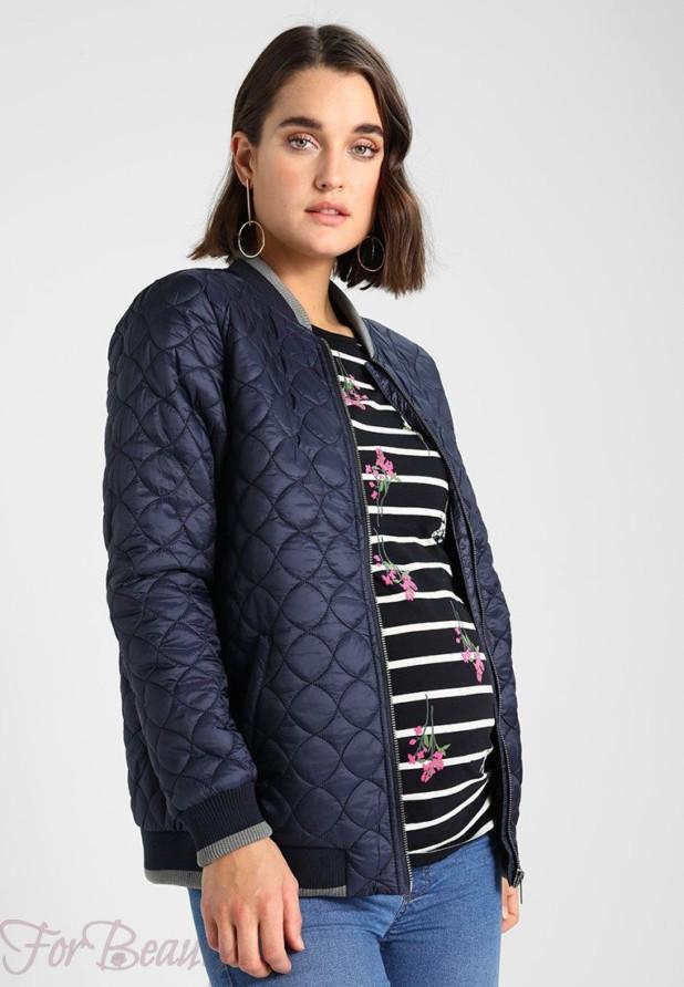 Верхняя одежда для беременных 2018 фото