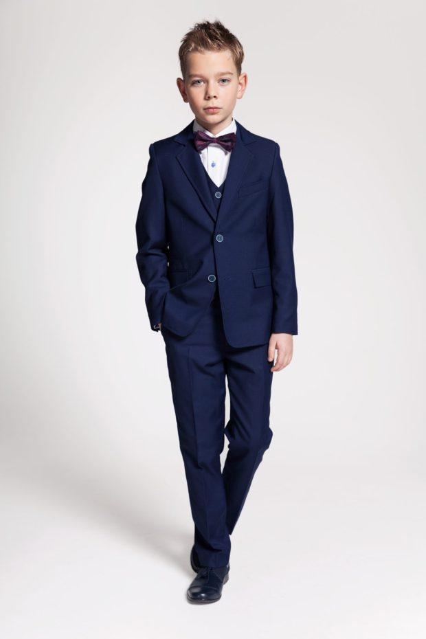 Мода на костюмы для подростков 2018-2019 мальчиков