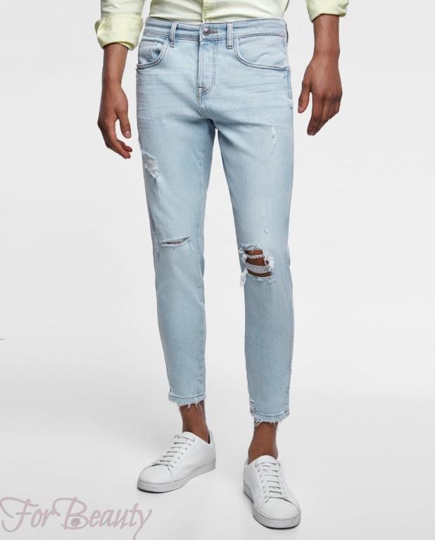 джинсы для подростков 2018 мальчиков