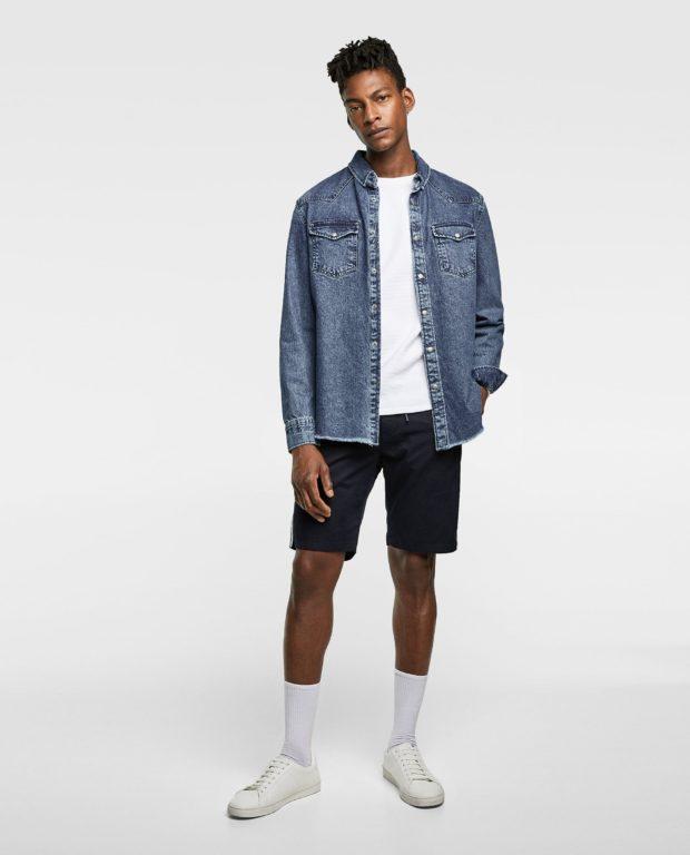 шорты для подростков 2018-2019 мальчиков