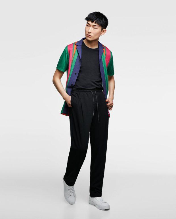 мода для подростков 2018-2019 мальчиков