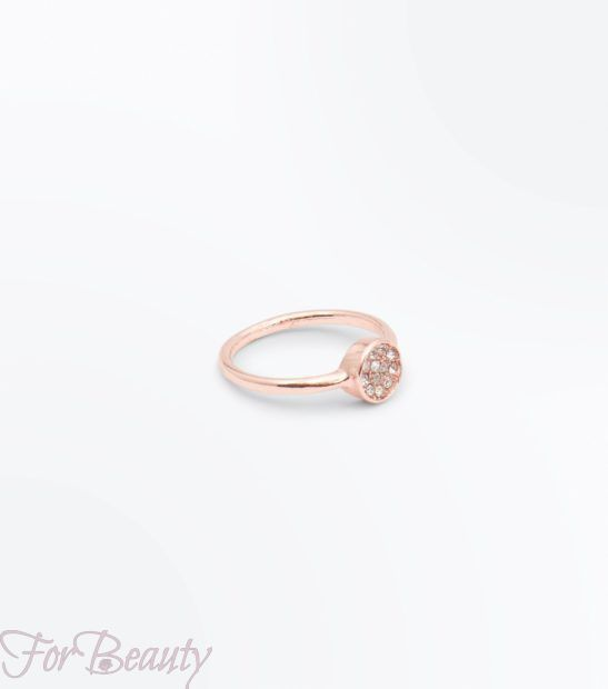 Модное кольцо 2018