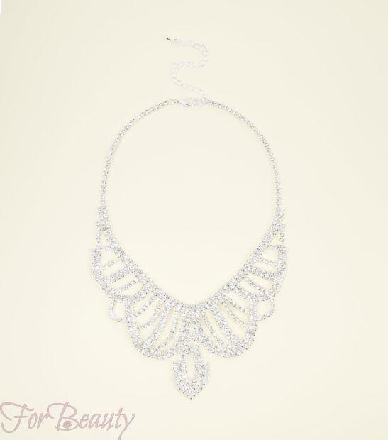 Модное ожерелье 2018