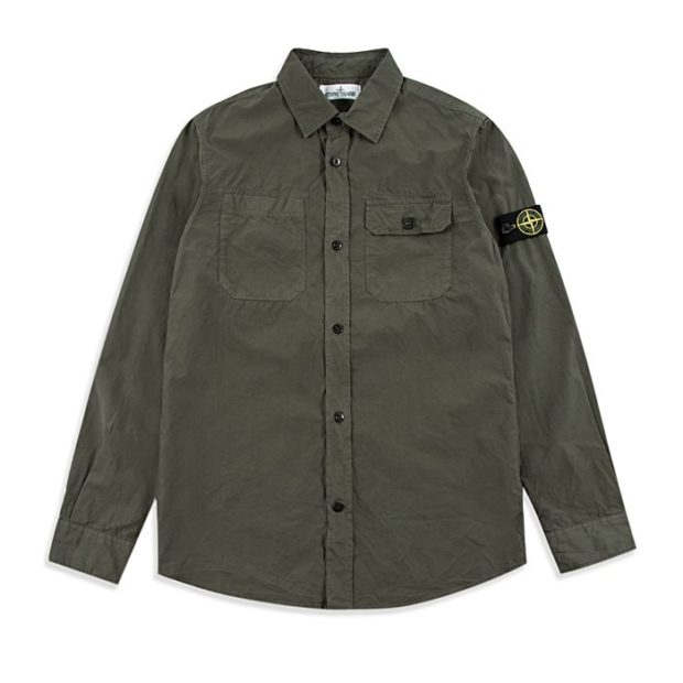 Рубашка на кнопках для подростка