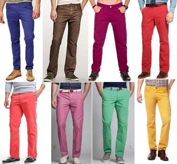 Мода на джинсы для подростков 2018-2019 мальчиков