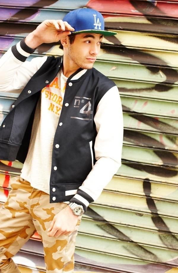 модная одежда на подростка фото
