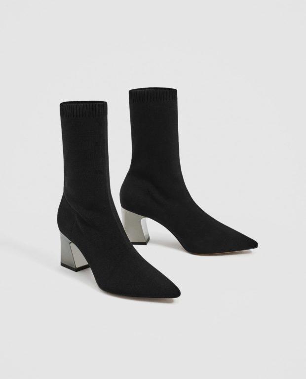 Модная обувь с квадратным каблуком осень-зима 2019-2020