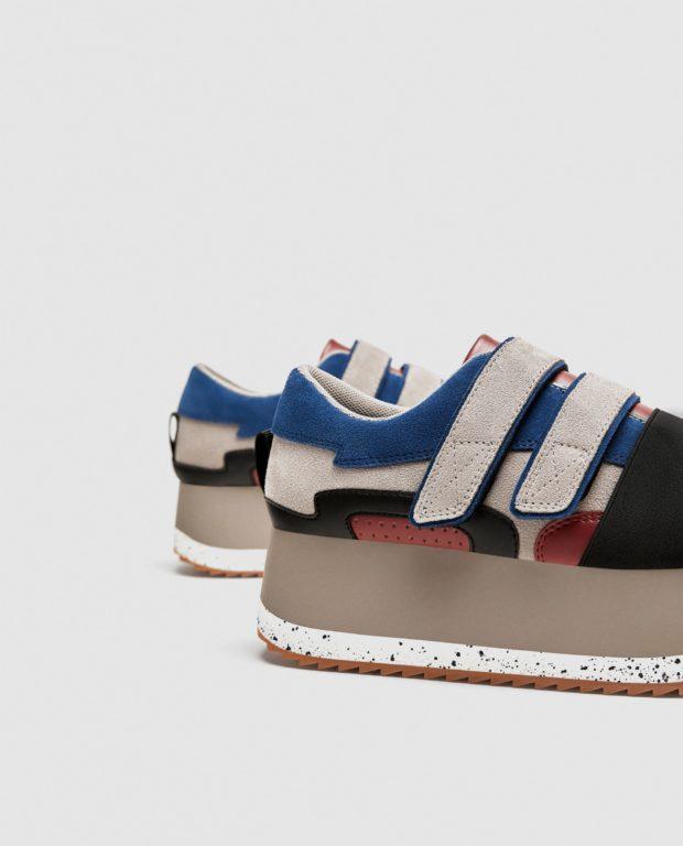 Модная обувь на танкетке и платформе осень-зима 2019-2020