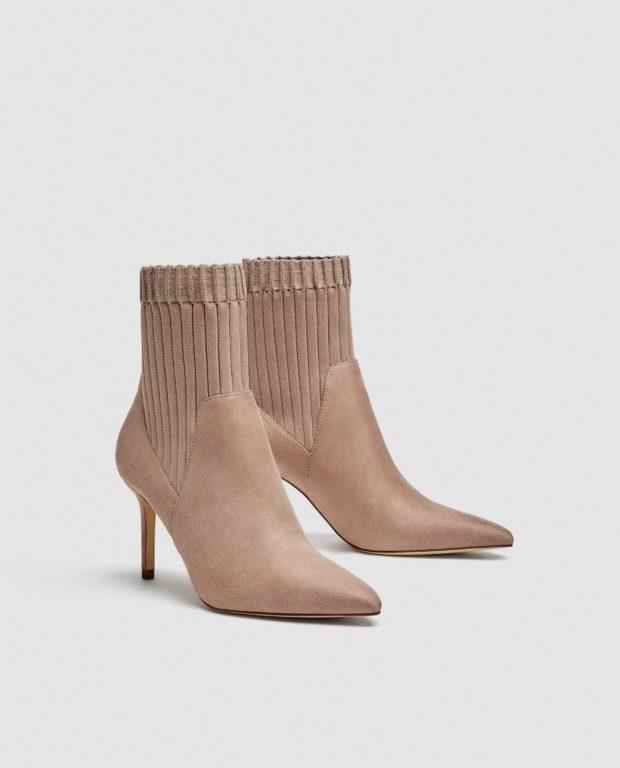 Модная обувь на шпильке осень-зима 2019-2020