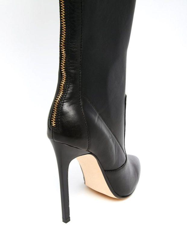 Модная обувь с острым носом осень-зима 2019-2020