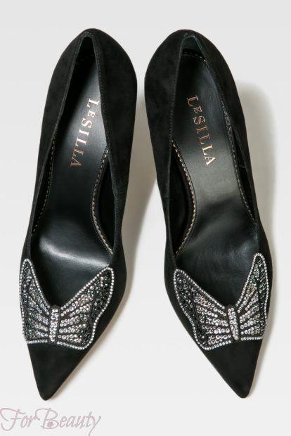Модная обувь с острым носом осень-зима 2018-2019