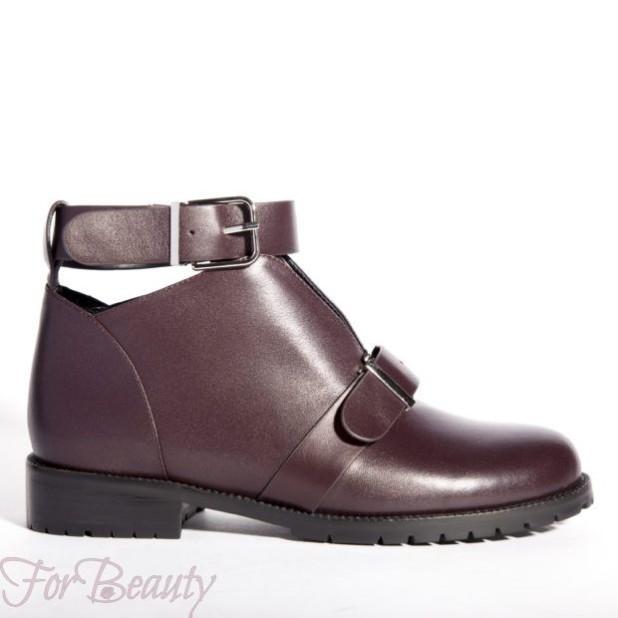 Модная обувь с многочисленными ремешками и пряжками осень-зима 2018-2019
