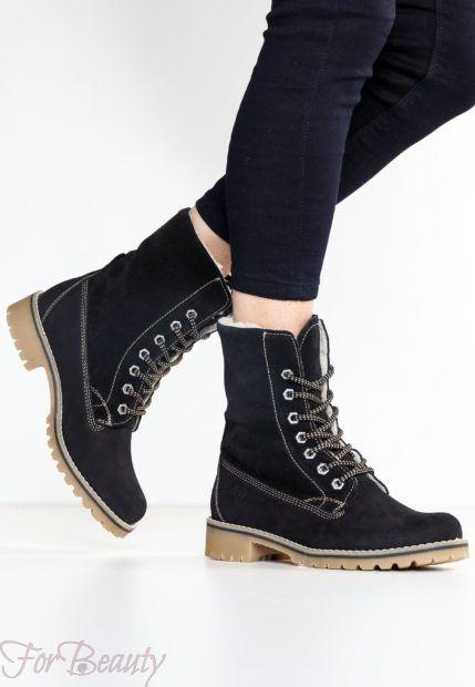 Модная грубая обувь с рифленой подошвой осень-зима 2018-2019