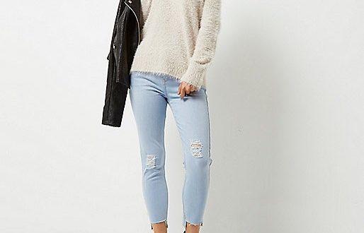 Модные женские джинсы 2019-2020 года: фото, тренды, новинки