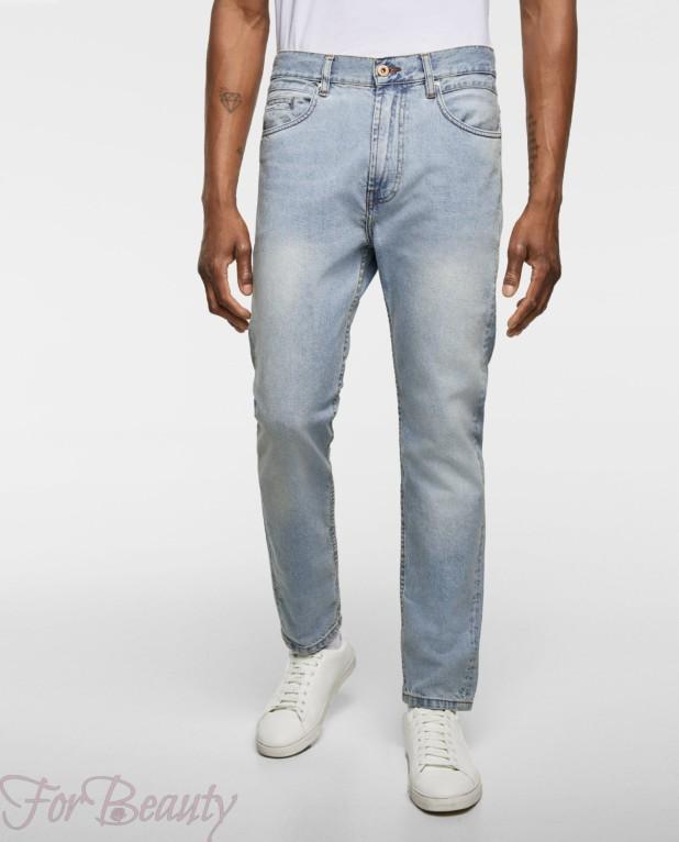 Классические мужские джинсы 2018