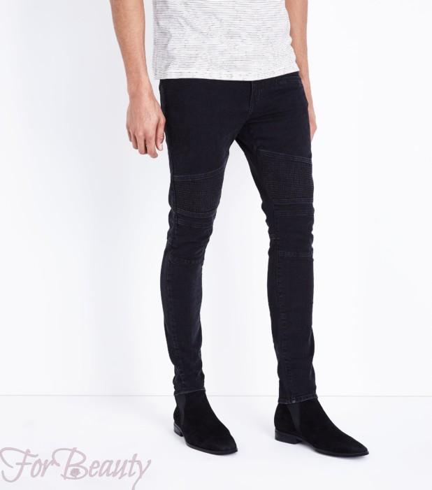 Модные джинсы мужские 2018