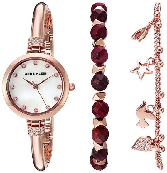Женские часы в форме браслетов 2017