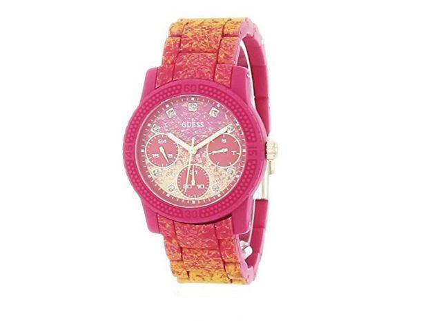 стильные женские пластиковые часы