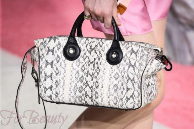 Модные женские сумки: саквояжи фото